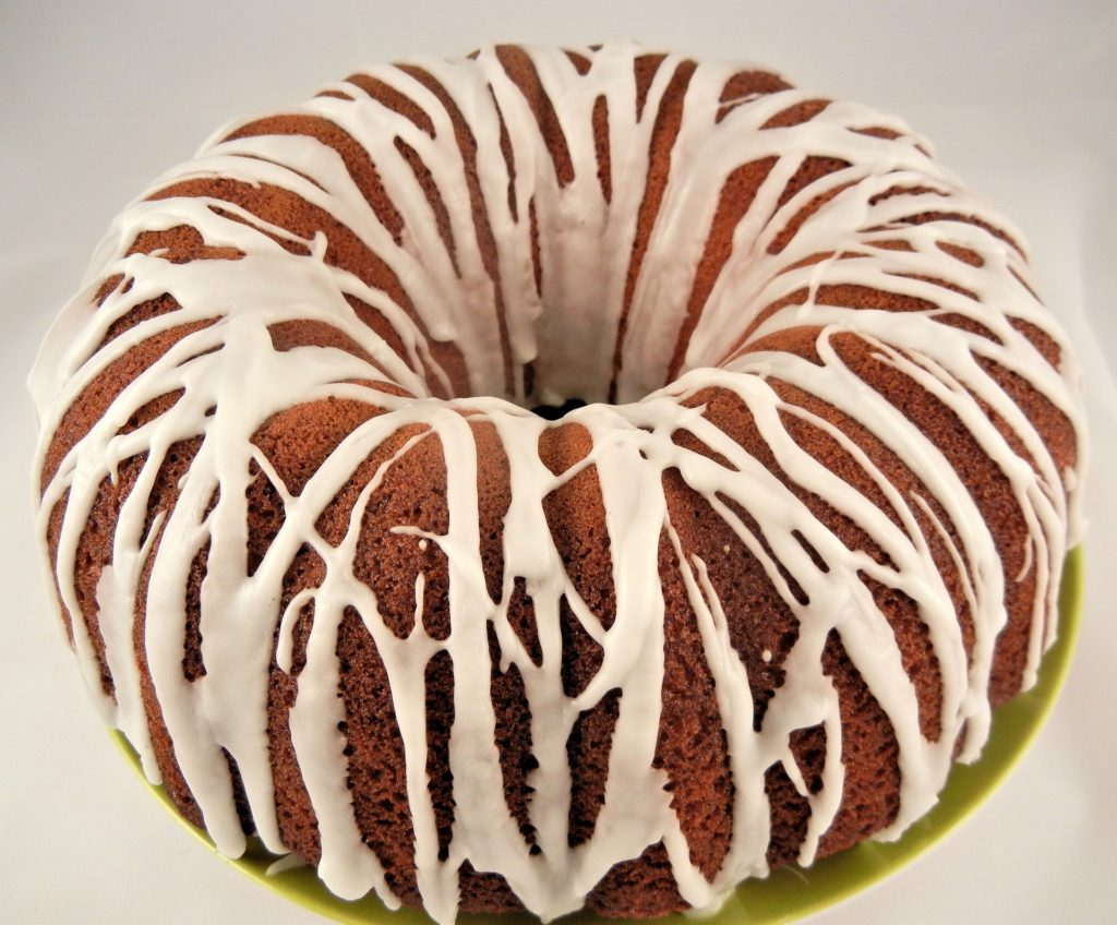 Bundt Cake: A Sponge Cake With Its Own Personality